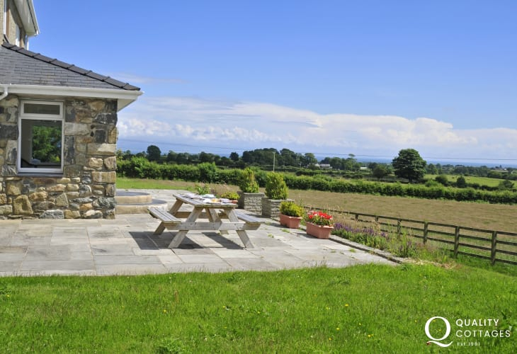 Criccieth holiday home in Wales