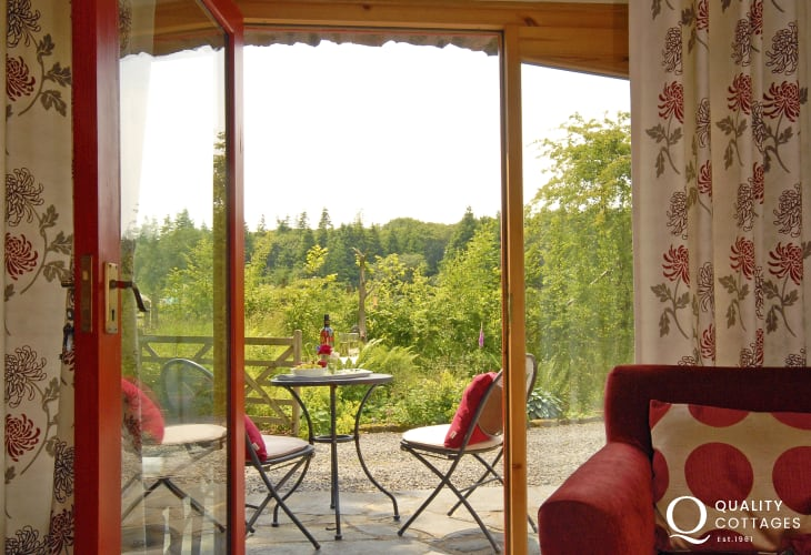 Relax in this tranquil rural retreat away from it all