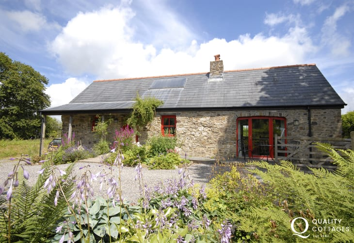 Rias Cottage Cleddau Secret Waterway Holiday Cottage