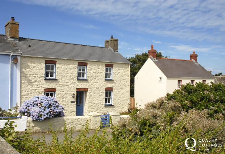 Traditional North Pembrokeshire holiday cottage