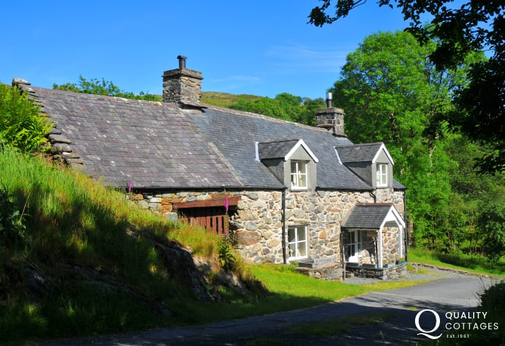 Bont Ddu holiday cottage