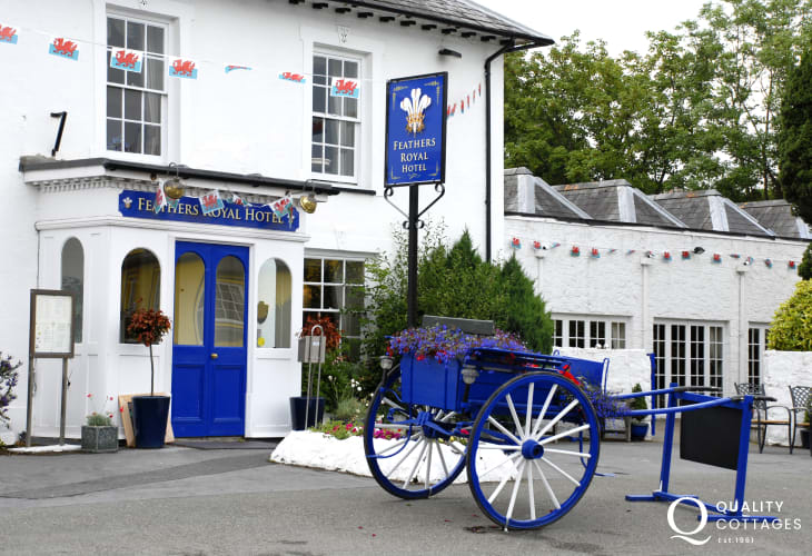 The Feathers Royal, Aberaeron