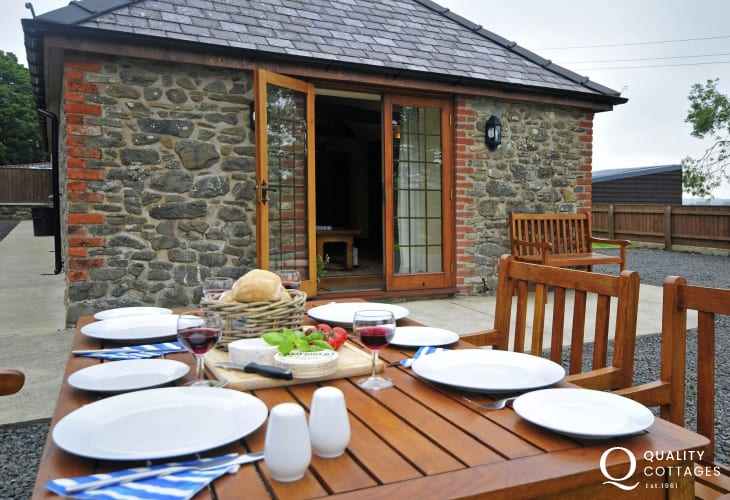 Mid Wales holiday cottage near the Kerry Ridgeway