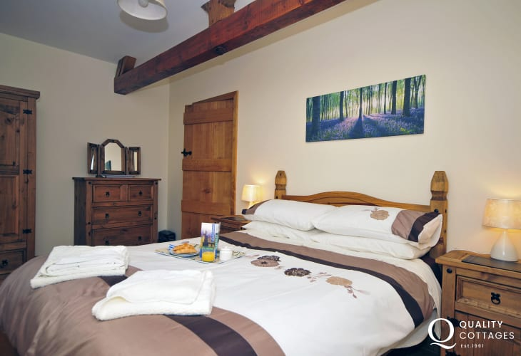Cottage holiday near Welshpool - sleeps 4