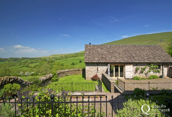 Luxury holiday house Brecon Beacons