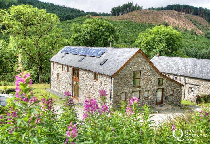 Holiday house Wales-sleeping 10