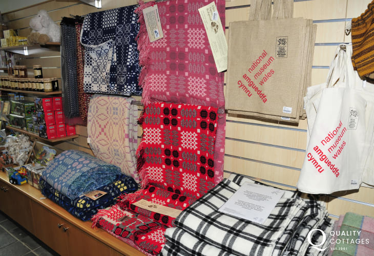 National Woollen Museum  - a real treat of a museum with free admission