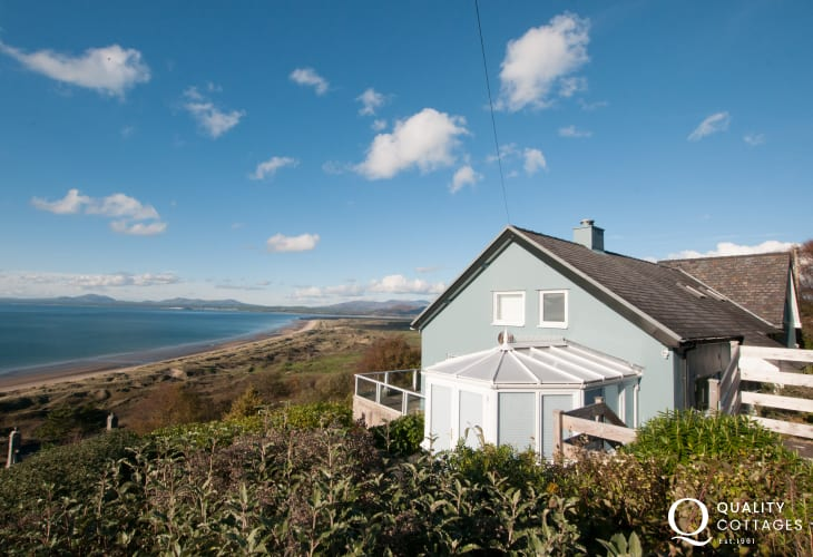 Holiday home with views, Wales