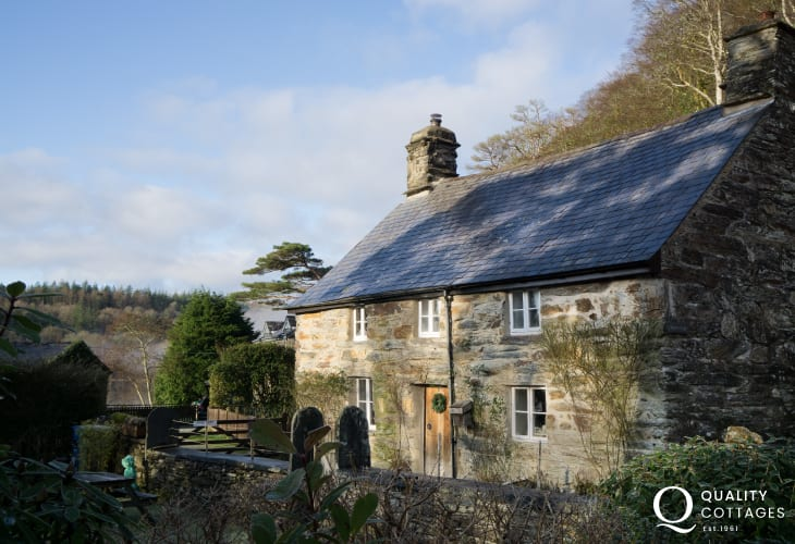 snowdonia holiday cottage