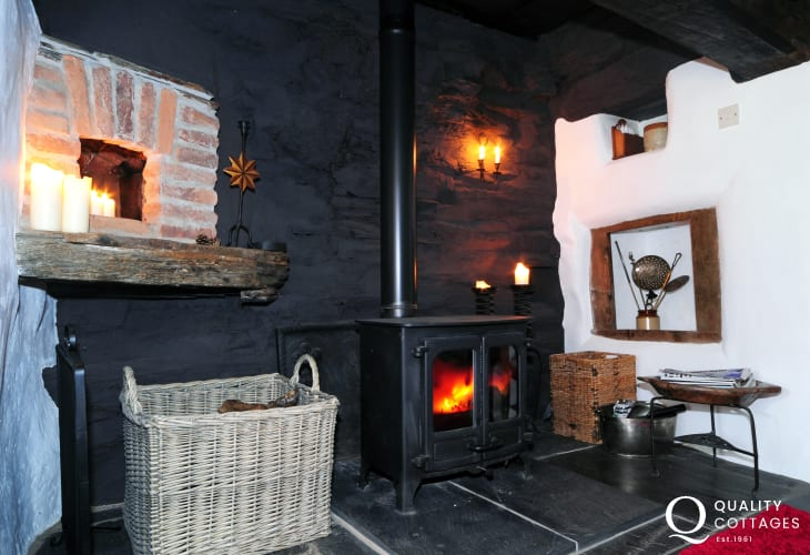 Snowdonia cottage - lounge