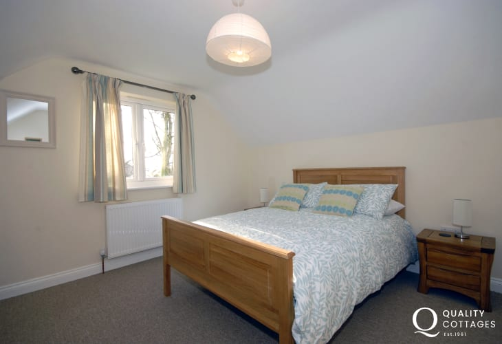 Pembrokeshire Coast holiday home - double