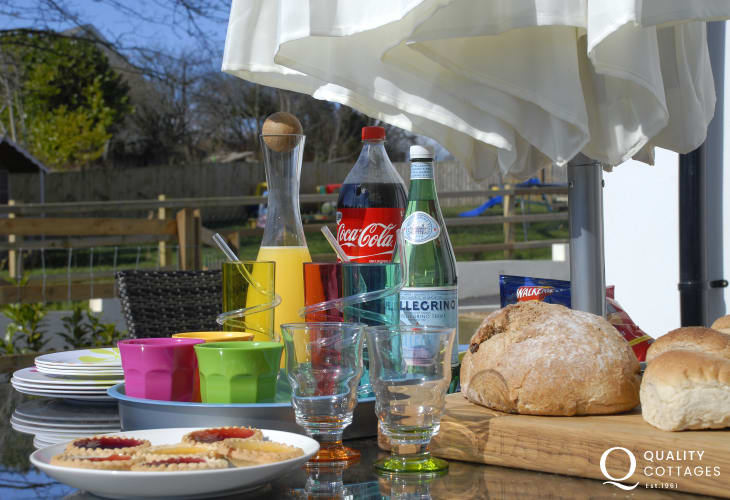 North Pembrokeshire, Newgale - relax and enjoy family gatherings