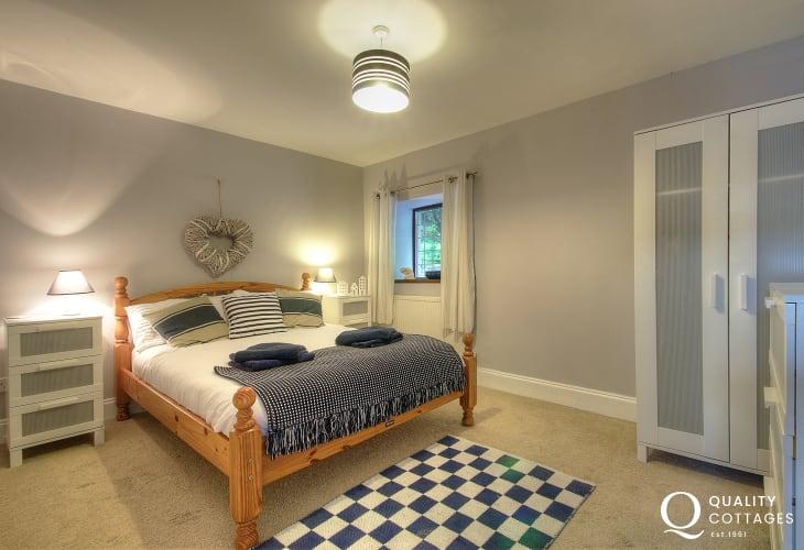 Pet friendly cottage Nefyn - bedroom