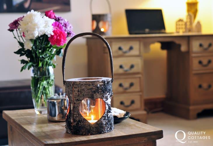 Morfa Nefyn holiday cottage - lounge