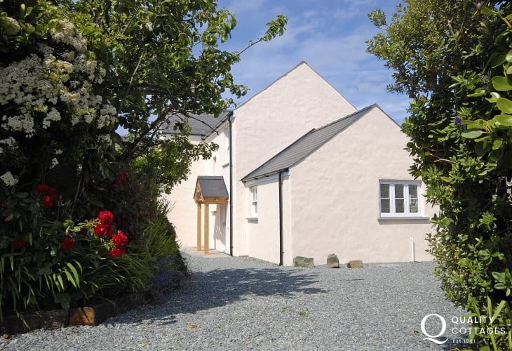 Coastal cottage Pembrokeshire - dogs welcome