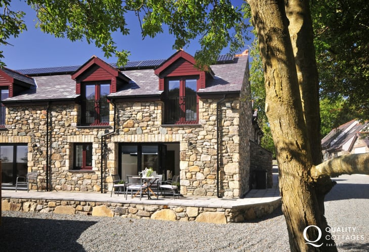Cottage holiday Anglesey - exterior