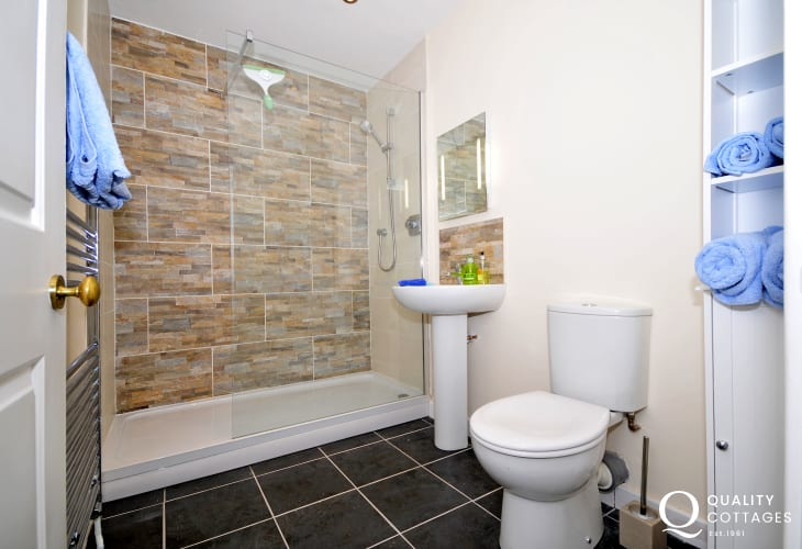 Anglesey holiday house en-suite