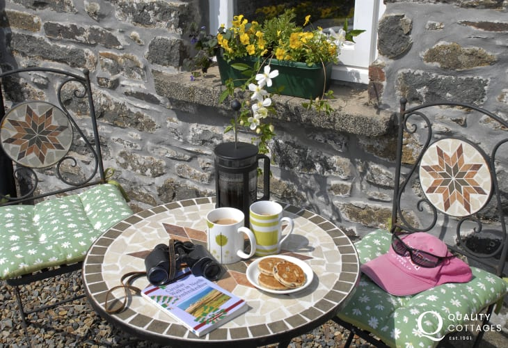 St Davids holiday retreat for walking on the Pembrokeshire Coast Path