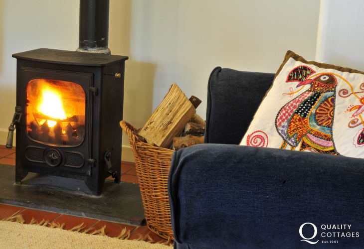Cottage for 2 North Wales - lounge