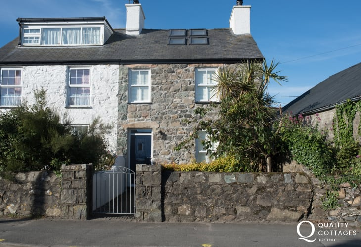 Morfa nefyn Holiday cottage - exterior