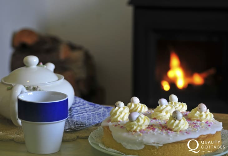 Dinas Dinlle holiday cottage - cameo