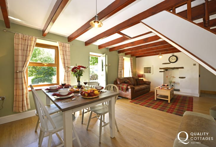 Private self contained holiday home in Pembrokeshire