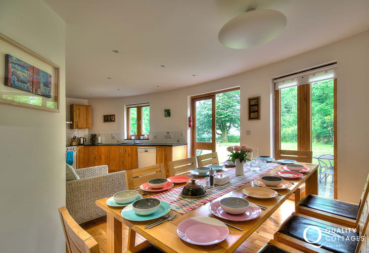 Cottage holiday Llandeilo - sleeps 8