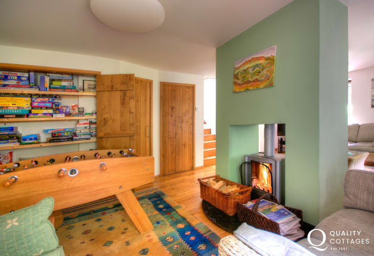 Carmarthenshire cottage holiday - sleeps 8