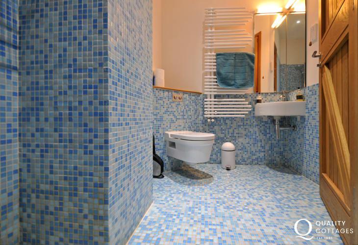 Llandovery holiday cottage - bathroom