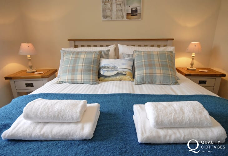 Welsh holiday home near Solva and St Davids