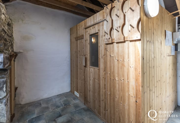 New Cross House - Sauna