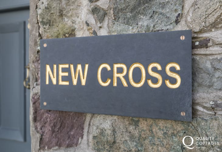 New Cross House, St David's, Pembrokeshire