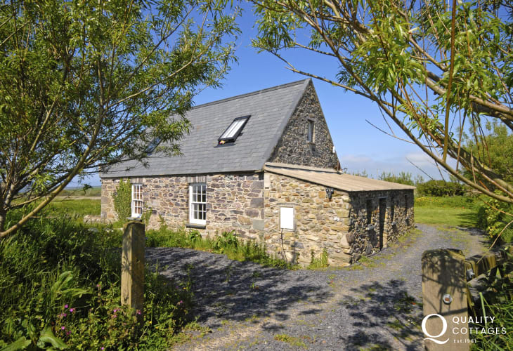 Rhosson Chapel holiday home