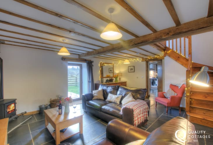 Pet friendly cottage Betws y Coed - lounge