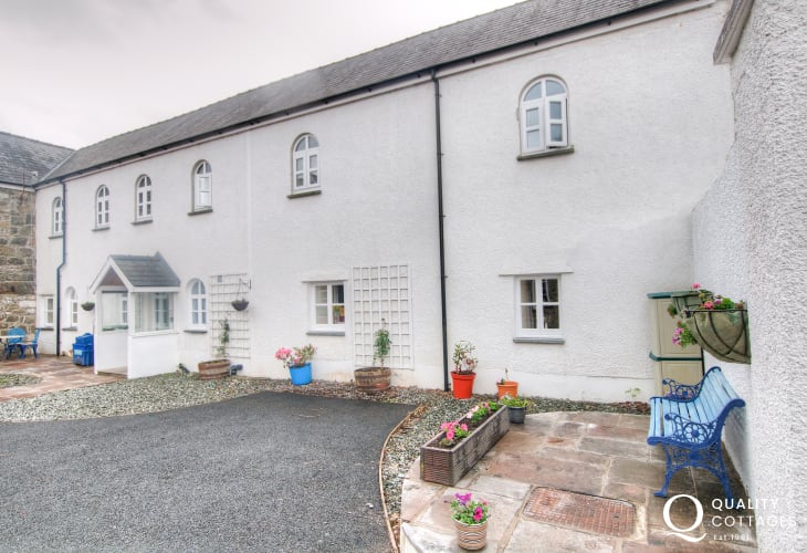 Dolgellau holiday cottage -  ext