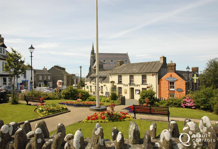St Davids is Britain's smallest city in the heart of Pembrokeshire