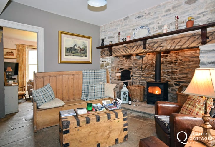 Llandeilo cottage Snug