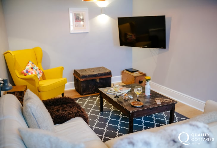 Brecon Beacons cottage holiday - sleeps 4