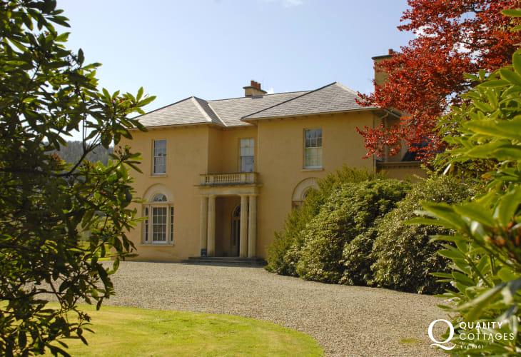 Llanerchaeron (NT) - a gentleman's estate