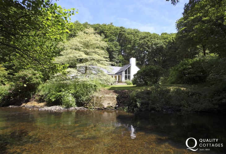 River Cottage - the perfect place for relaxation