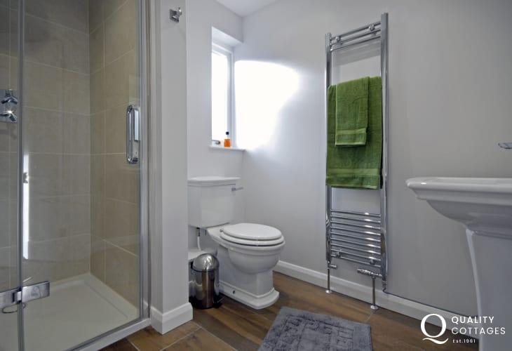 Master en-suite luxury shower