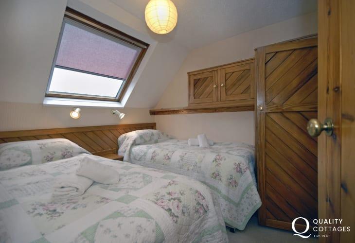 St Davids holiday flat sleeping 4 - twin