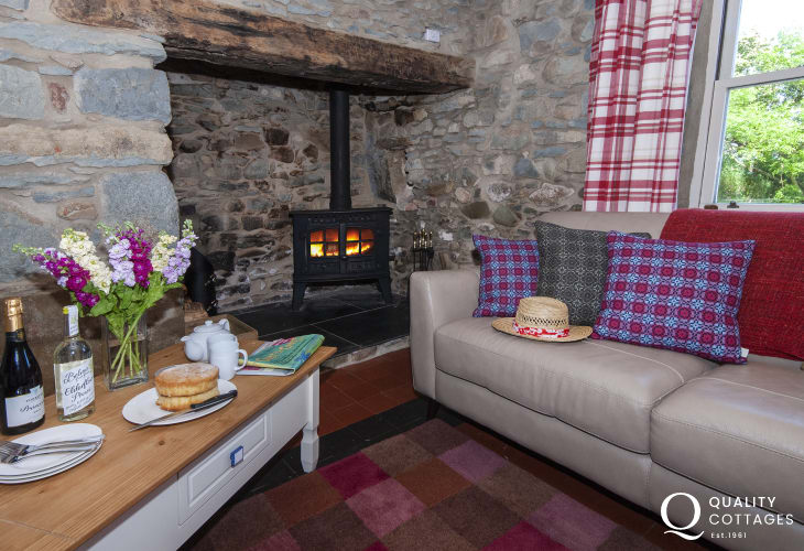 Comfortable holiday home perfect for cosy family gatherings