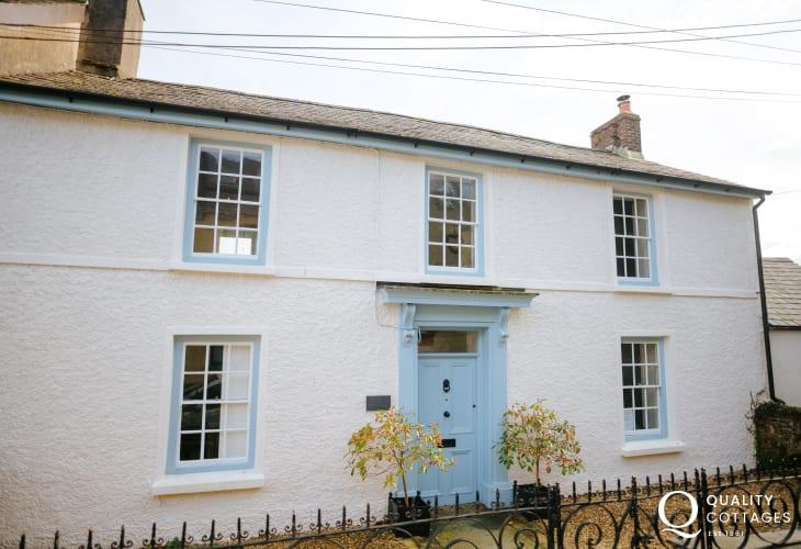 Grade II listed Georgian house
