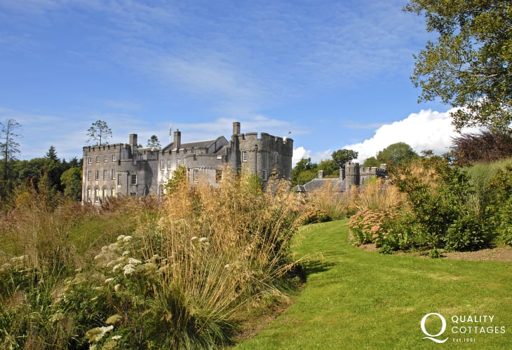 Heatherton, Scolton Manor and Picton Castle are all fun family days out