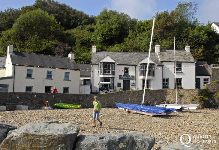 Little Haven - a picturesque coastal village