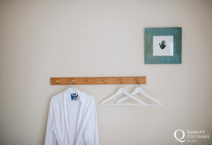Clothes hook and hangers