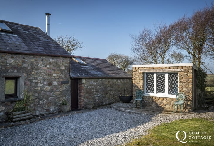 Cottage holiday on the Gower Peninsula