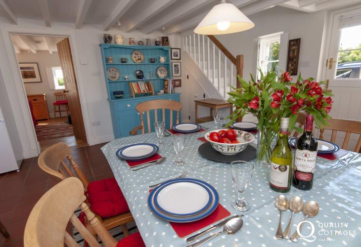Carn Llidi, St Davids holiday cottage