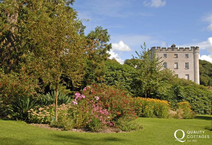 Picton Castle - stunning gardens